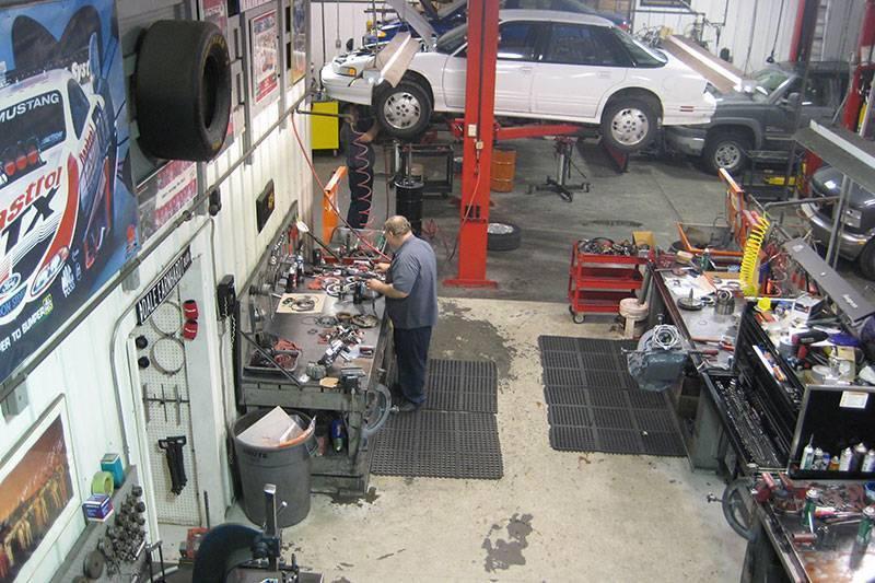 History | Knudson Transmission Service